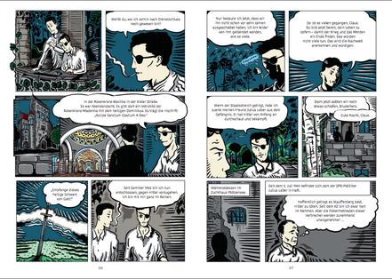 """Stauffenberg. Attentat vom 20. Juli 1944. Im Hamburger-Abendblatt berichtet Severin-Pehlke positiv über die neue Graphic-Novel """"20. Juli 1944"""" von Niels_Schröder über das Hitler-Attentat von Claus Graf Schenk von Stauffenberg."""