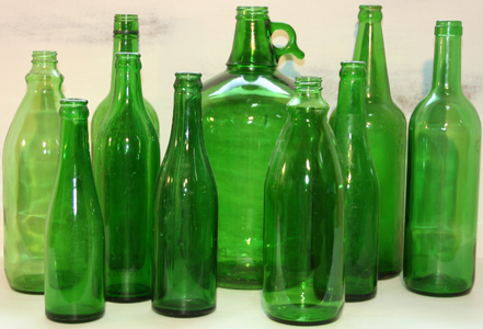 Bottles, Jars and Vases