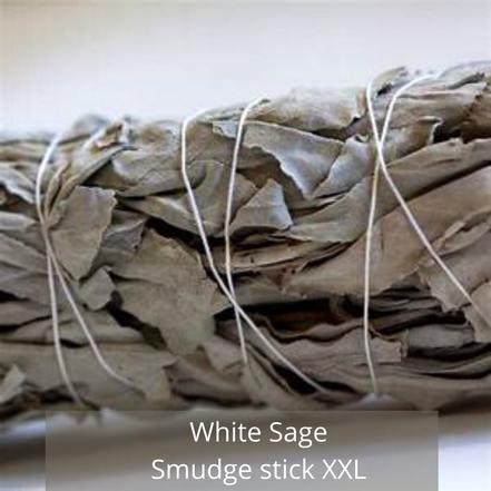 White sage smudge stick voor energetisch reinigen