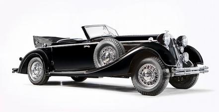 Horch 853A Sport, 1939, Bonhams