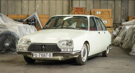Citroën GS 1973