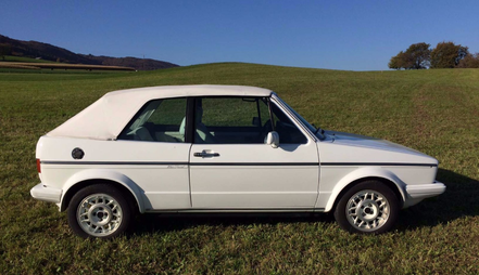VW Golf GLi