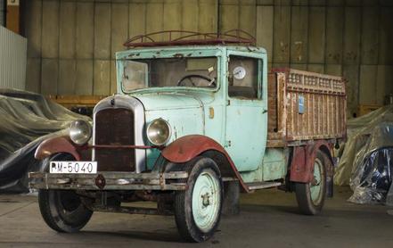 Citroën C4 plateau, 1930