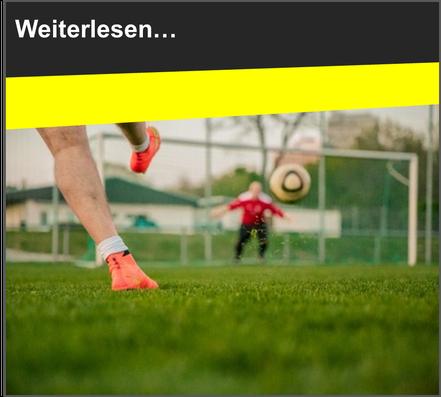 VfL Altenhagen Herren spielen Fußball