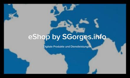 Informieren Sie sich einfach hier im eShop by SGorges.info