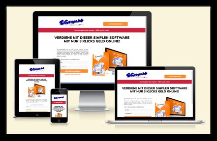 All IN One - Marketing Plattform - Der Funnel Generator