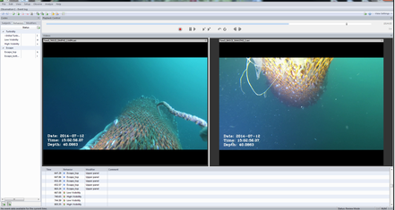 Noldus Observer XT 12 screenshot