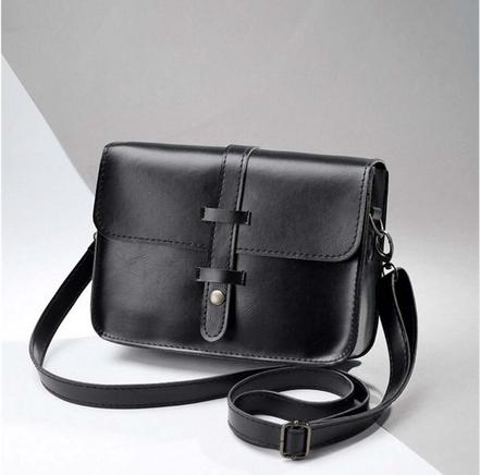 sac cuir femme, sac à main bandoulière, cuir noir