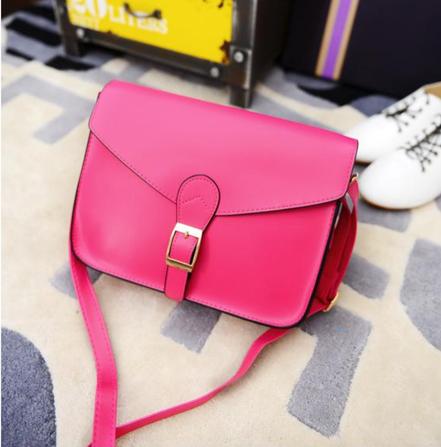 sac cuir rose, sac à main, sac bandoulière