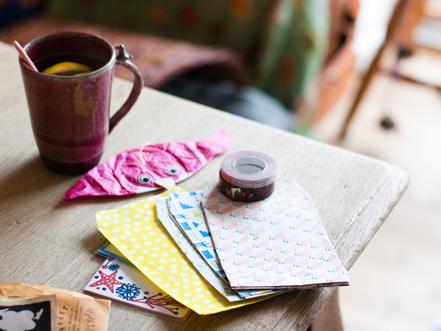 Foto by Dear Stranger, Tea for a day