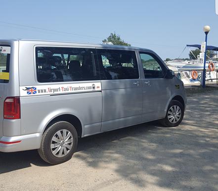 minivan 8 places taxis ambulances vsl barcares