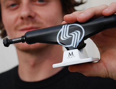 Silver Trucks VMS Distribution Europe / Germany. Silver M-Class Skateboard Trucks available in europe.