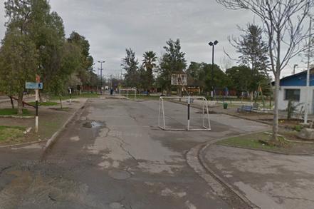 Calle Padre Hurtado, La Pintana (referencial)