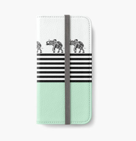 ELEPHANTS AND STRIPES