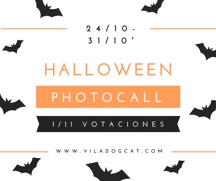 celebacion Halloween 2016