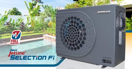 Pompe di calore per piscine Jetline Selection FI