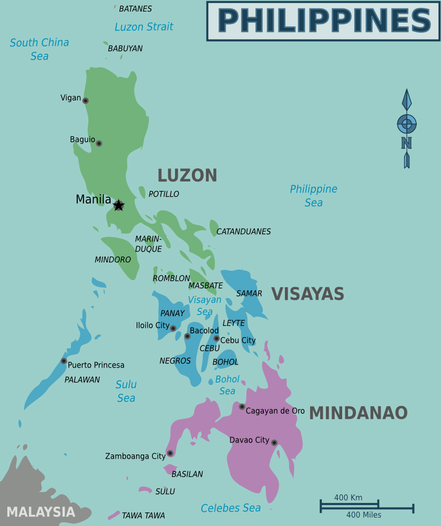 Bild/Autor: Cacahuate Quelle: http://upload.wikimedia.org/wikipedia/commons/f/f4/Map_of_Philippines_(en).png