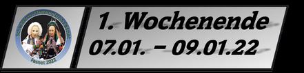 07.01.2022, 08.01.2022, 09.01.2022, Fasnet, Umzug, Narrentreffen