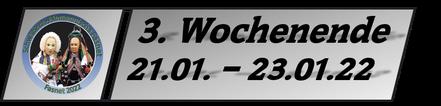 21.01.2022, 22.01.2022, 23.01.2022, Fasnet, Umzug, Narrentreffen