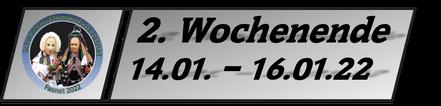 14.01.2022, 15.01.2022, 16.01.2022, Fasnet, Umzug, Narrentreffen