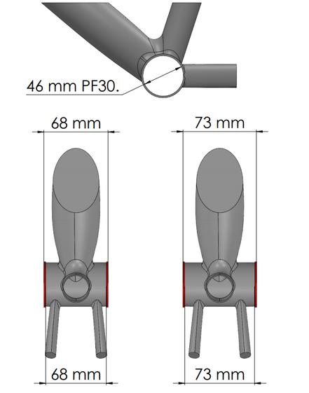 PF30 Bottom Bracket