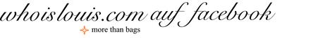 whoislouis.com - Second-Hand, Vintage, Gebraucht - Handtaschen, Taschen, Reisetaschen - Louis Vuitton, Chanel - facebook