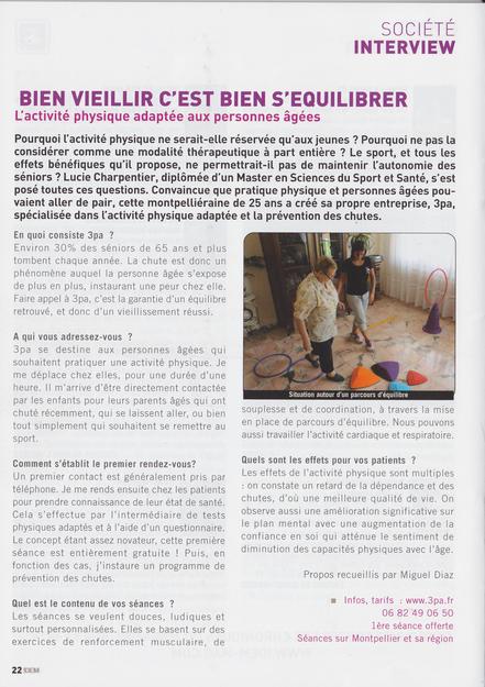 IDEM - Numéro 61 - Octobre 2012