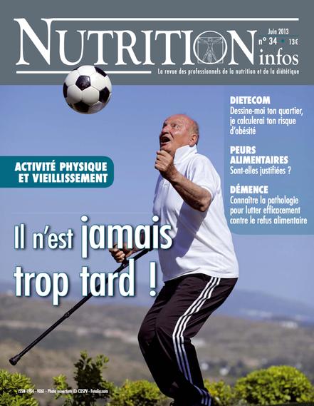 Nutrition Infos - Numéro 34 - Juin 2013