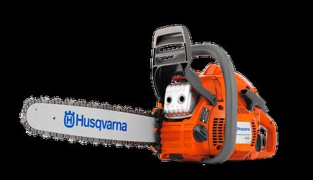 "HUSQVARNA   445 (15""), Benzinkettensäge, Motorsäge"