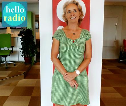 Saskia Griep van Reisorganisatie Better Places bij Hello Radio