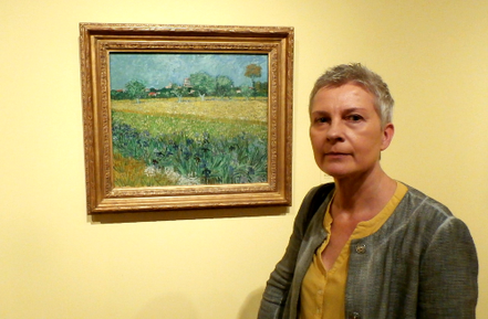 Hello Radio interview met Van Gogh restaurator Ella Hendriks