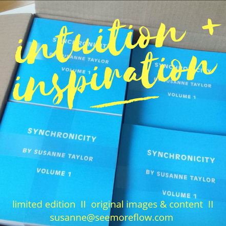 Synchronicity book by susanne taylor