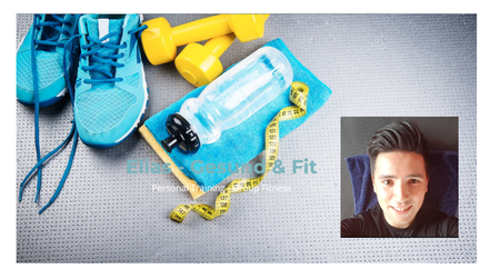 Elias - Gesund & Fit  / Fitness- & Personaltrainer
