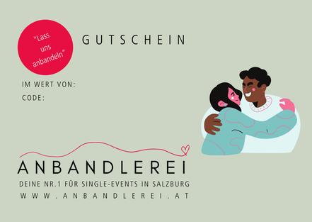 Gutschein - Liebe - schenken - Single - Dating