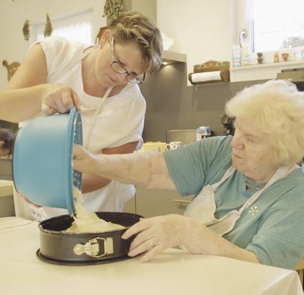 Kochen und Haushalt als Erinnerungspflege