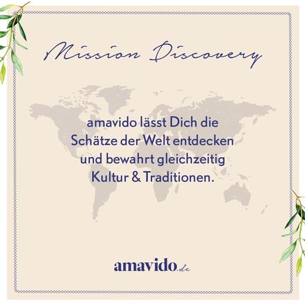 amavido - das nachhaltige Reisestartup