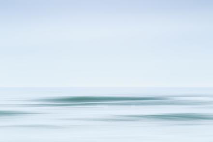 bright sea, Nordsee, Fotokunst, abstract, seascape,  Kunst, Fine Art, Fotografie, photography, wall art, Holger Nimtz, Streifen, strpies, dekorativ, impressionistisch, Impressionismus, abstrakt, Wandbild, malerisch, surreal, Surrealismus, verwischt,