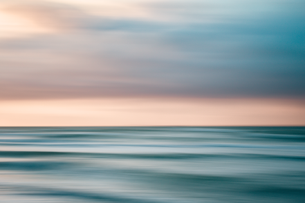 Ostsee, Baltic Sea, Fotokunst, abstract, seascape, sunset, Sonnenuntergang, abstrakt, Meer, Kunst, Strand, beach, Fine Art, Fotografie, photography, wall art, Holger Nimtz, impressionistisch, Impressionismus, Wandbild, malerisch, verwischt,
