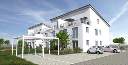 6-Familienhäuser in Wörth Am Abtswald von Köhler & Meinzer