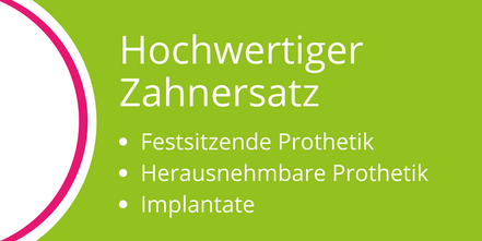 Hochwertiger Zahnersatz durch festsitzende und herausnehmbare Prothetik, Implantate in der Zahnarztpraxis Lammers, Neu-Isenburg