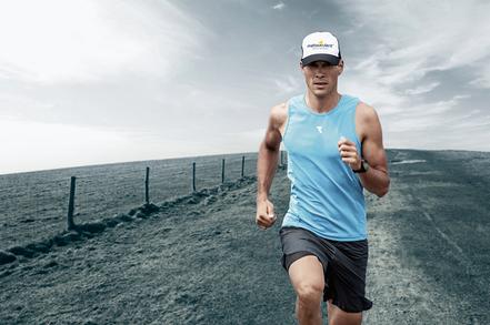 Pascal Ramali trainiert für den Ironman Hawaii