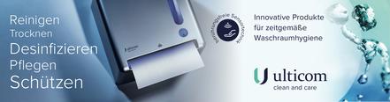 Handtuchspender mit Sensor Hygienespender Waschraumspender