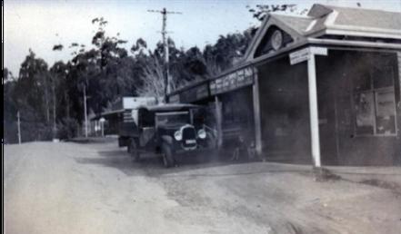Kallista General Store 1920's