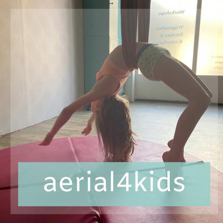Aerial Yoga les voor kinderen in Zuidholland, Aerial Yoga lessen voor kinderen