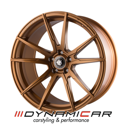 BJ-WHEELS F1 LIGHTWEIGHT | COPPER