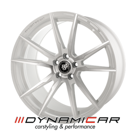 BJ-WHEELS F1 LIGHTWEIGHT | DIAMOND WHITE