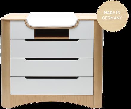 KINDGERECHT-innovative Design Wickelkommode