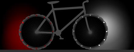 Bike schematisch