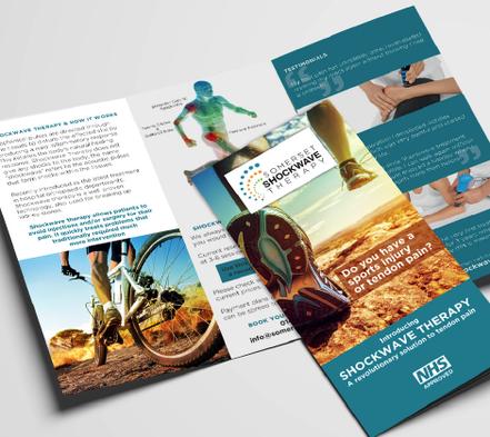 Leaflet Designs for Health Practice