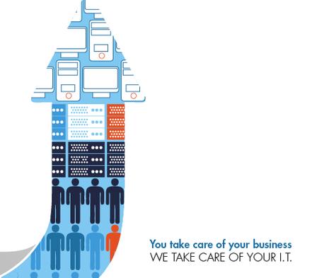 IT Company Brochure Design
